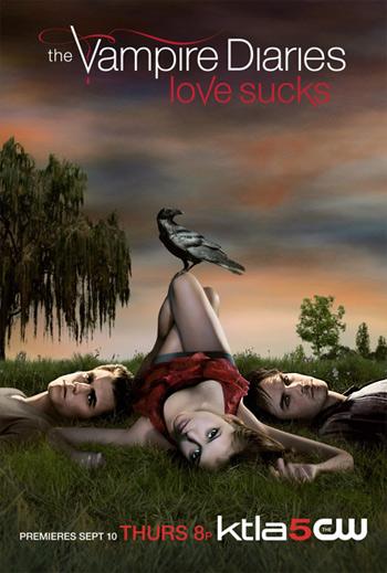 Дневники вампира / The Vampire Diaries [01x22] (2010) HDTVRip