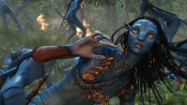 Аватар / Avatar (2009) DVDRip | Лицензия
