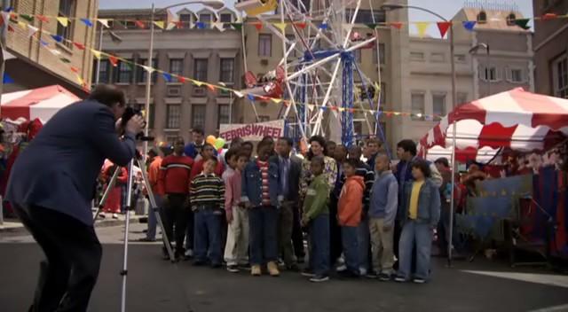 Все ненавидят Криса / Everybody Hates Chris [04х09] (2010) DVDRip
