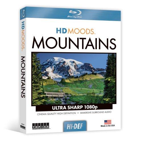 HD Moods: Горы / HD Moods: Mountains (2008) BDRip от HQ-ViDEO