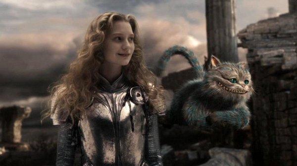 Алиса в Cтране Чудес / Alice in Wonderland (2010) DVD5