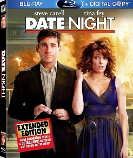Безумное свидание / Date Night (2010) HDRip