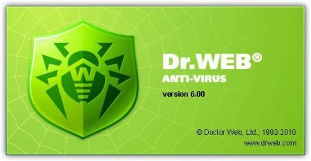 Dr.Web Anti-virus & Security Space Pro ® 6.00.0.06280 (2010) PC