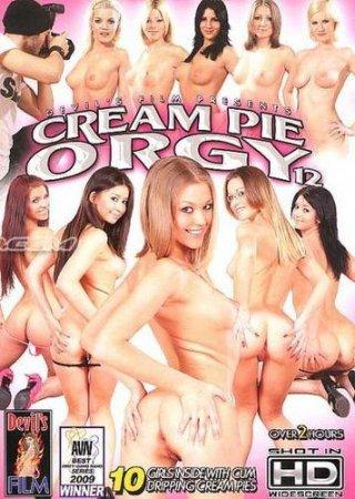 Обкончальная оргия 12 / Cream Pie Orgy 12