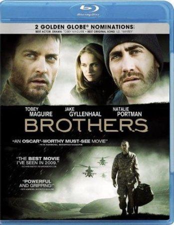 Братья / Brothers (2009) BDRip 720p