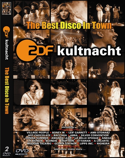 ZDF KultNacht - The Best Disco In Town (2006) DVDRip
