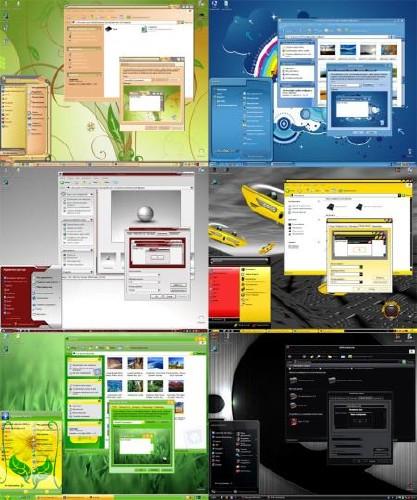 25 Тем для Windows XP