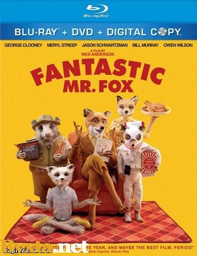 Бесподобный мистер Фокс / Fantastic Mr. Fox (2009) HDRip