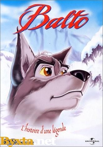 Балто: Трилогия / Balto: Trilogy (1995-2004) DVDRip