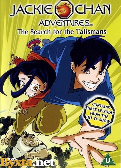 Приключения Джеки Чана (Сезон 1-5) / Jackie Chan Adventures  (2000-2005) SATRip