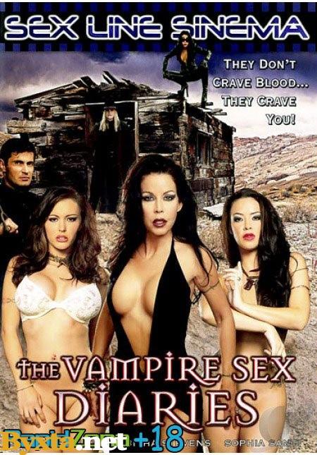 Cекс-дневники вампира / The Vampire Sex Diaries (2010) DVDRip