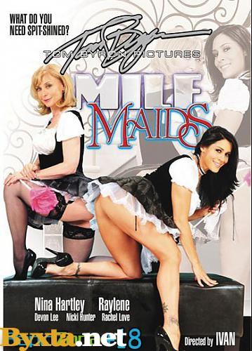 Мамочки - горничные / MILF Maids (2010) DVDRip