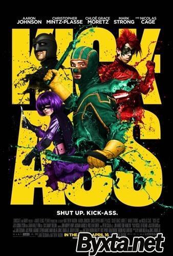 Пипец (Kick-Ass)  фильмы онлайн