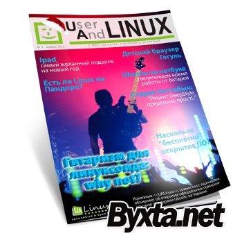 UserAndLINUX v11.01(5) (2011) PDF