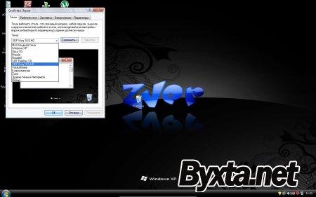 Windows ХР (х86) ZverDVD + AlkidSE (2010) РС