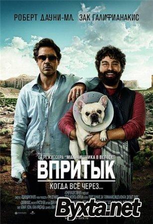 Впритык / Due Date (2010) DVDRip