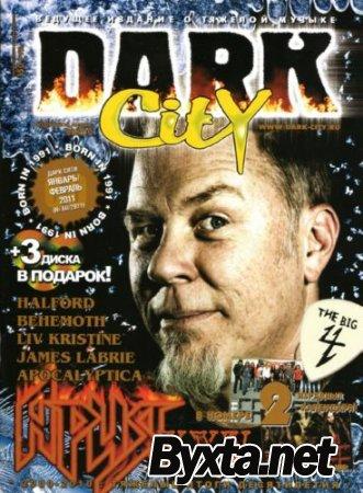 Dark City №60 (январь-февраль) (2011) PDF