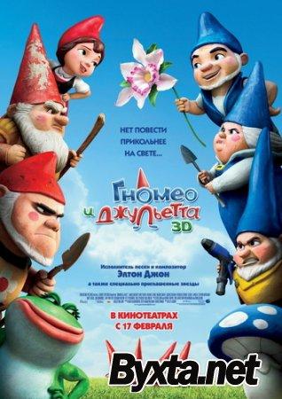 Гномео и Джульетта / Gnomeo & Juliet (2011) TS