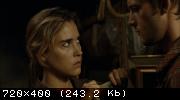 Блондинка с обнаженной грудью (2010) DVDRip