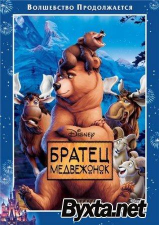 Братец медвежонок (2003) DVDRip
