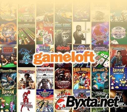 Сборник лучших игр от Gameloft(все экраны)