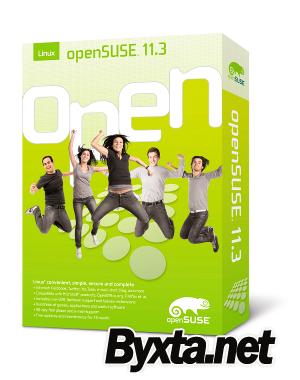 openSUSE 11.3 i586