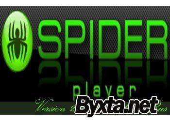 Spider Player 2.3.1.3 – новейший мощный конкурент AIMP и Winamp