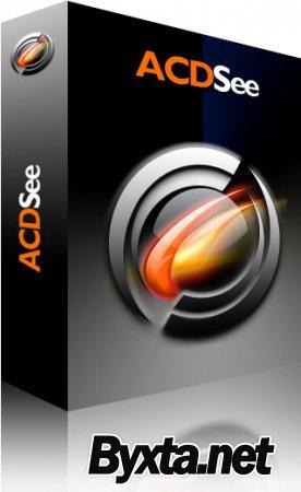 ACDSee Photo Editor 2008 5.0.286