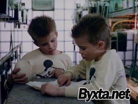 Близнецы в зоопарке / Dva lidi v zoo [1989 / DVDRip]