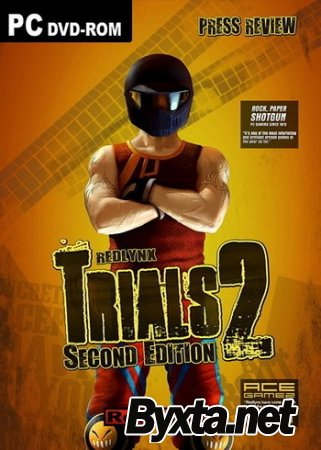 RedLynx Trials 2 Second Edition (2008) PC