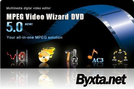 Womble MPEG Video Wizard DVD v 5.0.0.110 (2010)