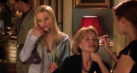 Блондинка в законе 2: Красное, белое и блондинка / Legally Blonde 2: Red, White & Blonde[2003 / BDRip]