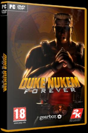 Duke Nukem Forever (2011) PC | RePack