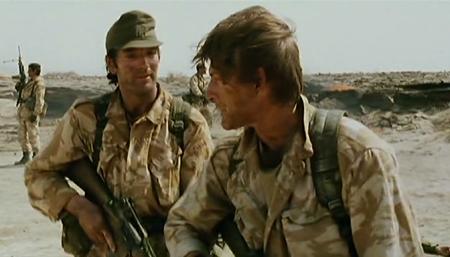 Буря в пустыне / Bravo Two Zero [1999 / DVDRip]