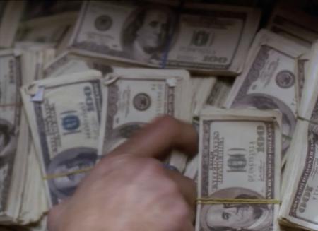 Безумные деньги / Funny Money [2006 / DVDRip] [Comedy]
