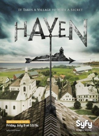 Хэйвен / Haven  [Season 1/Episode 01-13] [2010 / HDTVRip]
