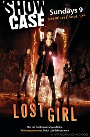 Потерянная / Lost Girl  [Season 1/Episode 01-13] [2010 / HDTVRip]