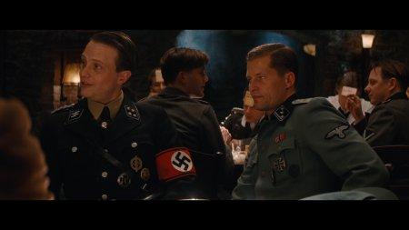 Бесславные ублюдки / Inglourious Basterds [2009 / BDRip]