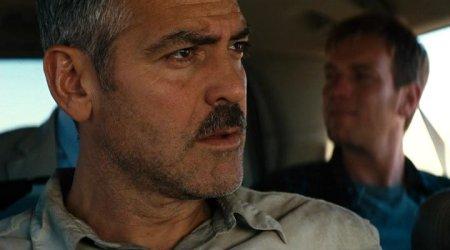 Безумный спецназ / The Men Who Stare at Goats [2009 / DVDRip]
