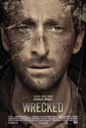 Крушение / Wrecked [2011 / DVDRip]