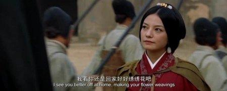 Битва у Красной скалы / Red Cliff / Chi bi [2008 / DVDRip]
