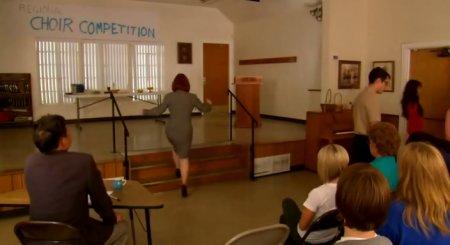 Внеклассный мюзикл / Sunday School Musical [2008 / DVDRip]