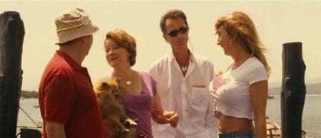 Веселые и загорелые / Les bronzés 3: amis pour la vie [2006 / DVDRip]
