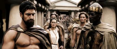 300 Спартанцев / 300 [h.264] [2006 / BDRip]
