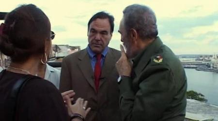 В поисках Фиделя / Comandante [2003 / DVDRip]