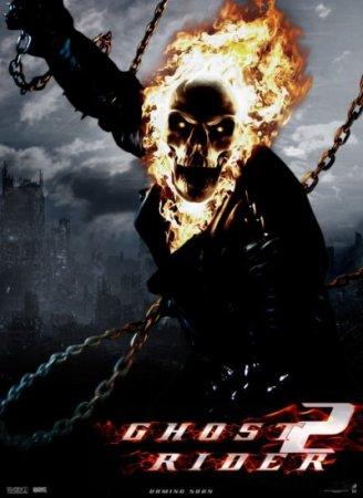 Призрачный гонщик 2 / Ghost Rider: Spirit of Vengeance (2012) HD-1080p | Трейлер