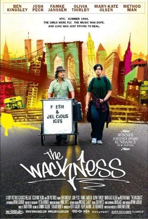 Безумие / The Wackness (2008) HDRip