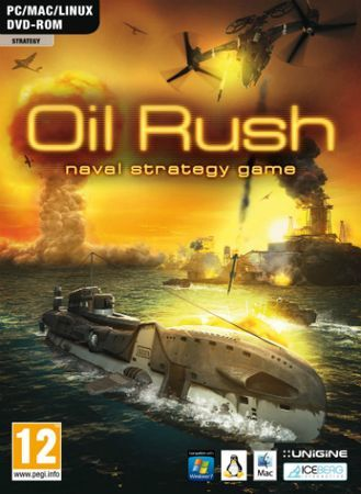 Oil Rush (2012) PC