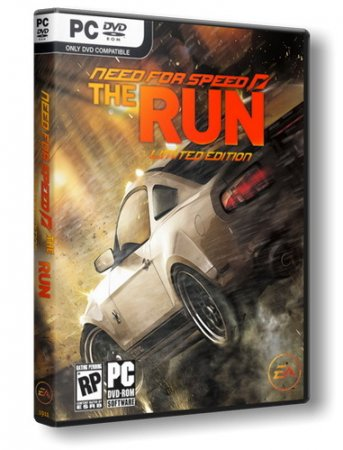 Need for Speed: The Run Limited Edition (2011) РС