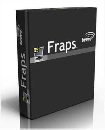 Fraps 3.1.2.11197 Final (2010) РС